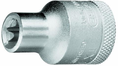 Soquete Torx E18 Encaixe 1/2 GEDORE 015.633