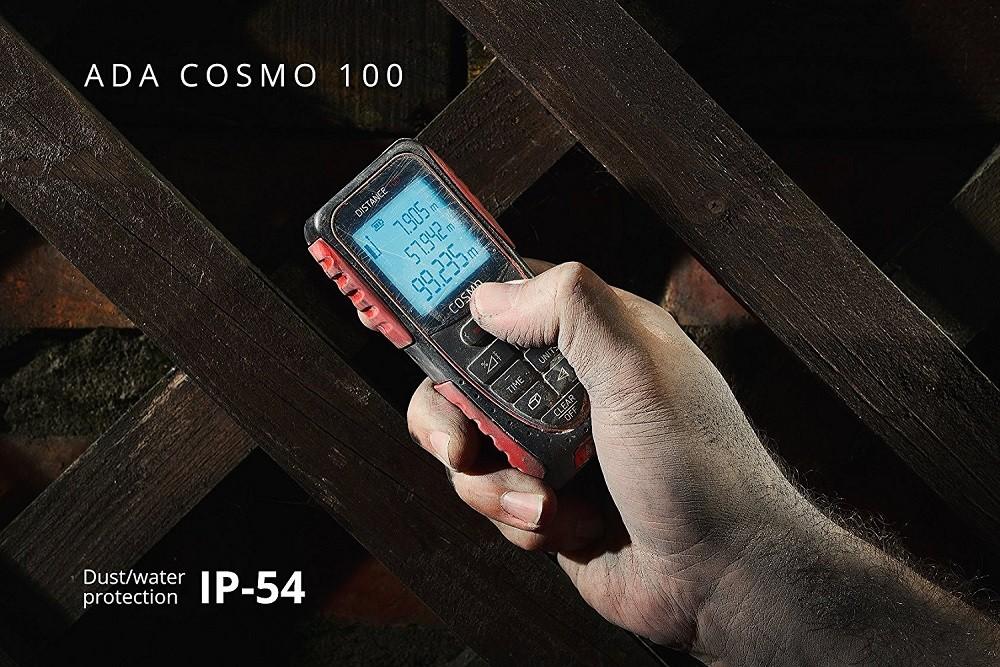 Trena a Laser 100 Metros Cosmo 100 ADA