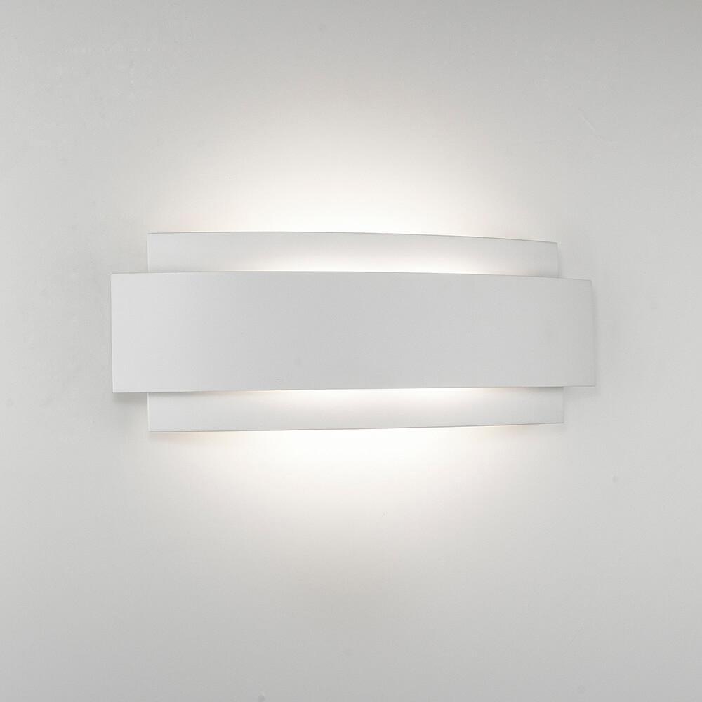 Arandela de Sobrepor Courbe C36,3cm 2 PCI LED 6W 2700K 127V 336LED1 Newline