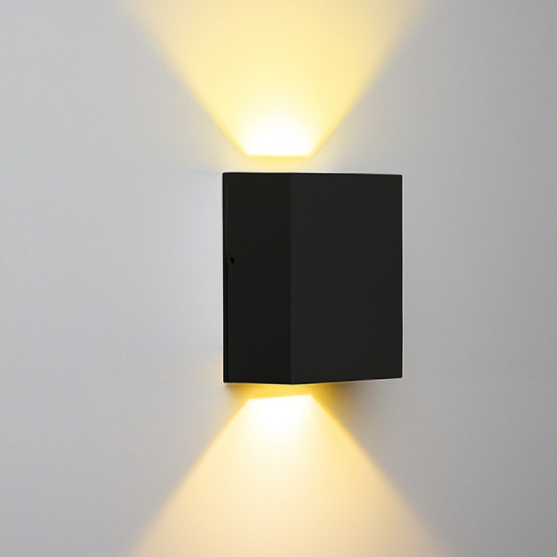 Arandela de Sobrepor Effekt 2 Fachos LED 8W 3000K Bivolt STH6731/30 - Stella Design