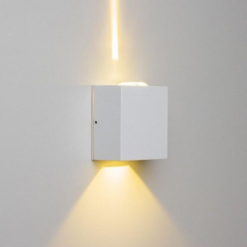 Arandela de Sobrepor Effekt 2 Fachos LED 4W 3000K Bivolt STH6732/30 - Stella Design