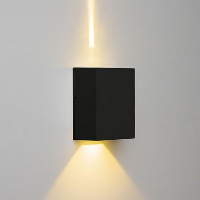 Arandela de Sobrepor Effekt 2 Fachos LED 4W 3000K Bivolt STH6733/30 - Stella Design