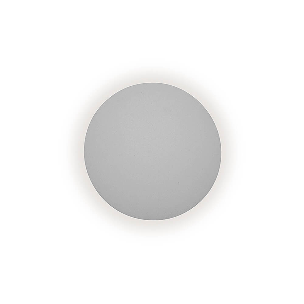 Arandela de Sobrepor Pleine Lune D26cm 1 PCI LED 6W 2700K 220V 340LED2 Newline