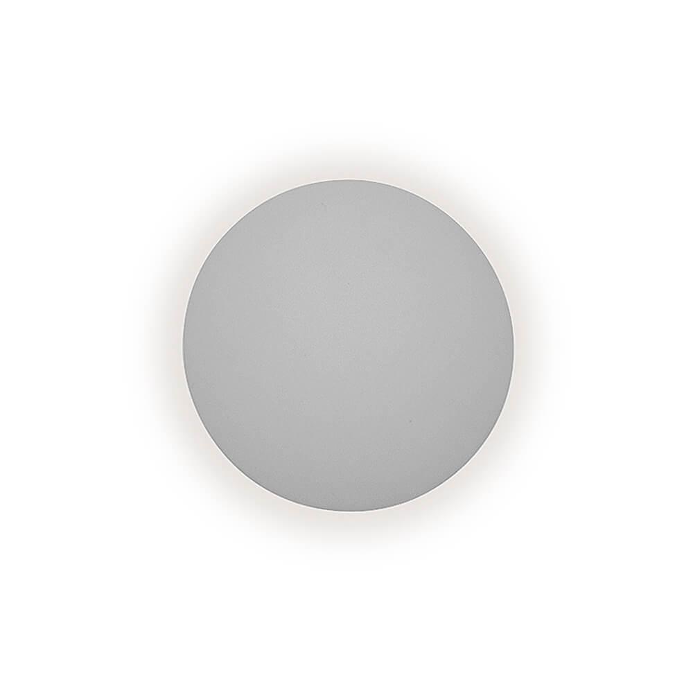 Arandela de Sobrepor Pleine Lune D40cm 2x E-27 em Alumínio IN40023  Newline