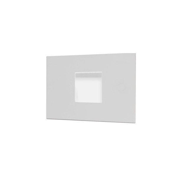 """Balizador de Embutir em Alumínio Para Caixa 4x2"""" 1x G9 901 - Itamonte"""