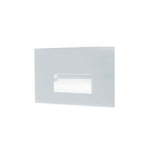 Balizador de Parede Embutir LED 6W 3000K 220V 902-302  Itamonte
