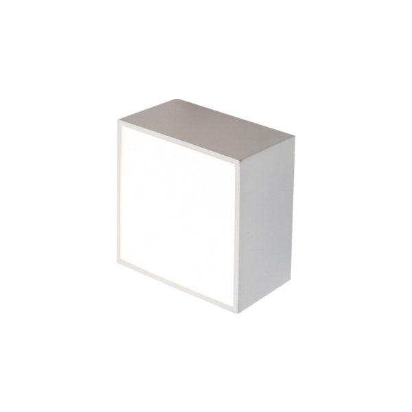 Balizador de Parede Sobrepor Case LED 6W 3000K 220V 903-302 Itamonte