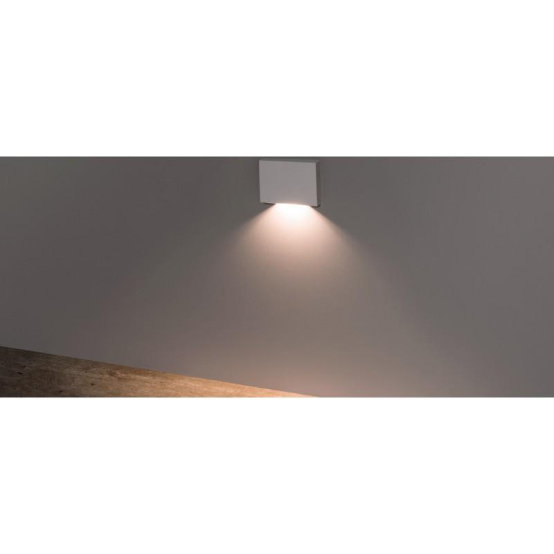 Balizador de Parede Sobrepor Mini Neu II LED 1,5W 3000K Bivolt IP65 STH8745/30 - Stella Design
