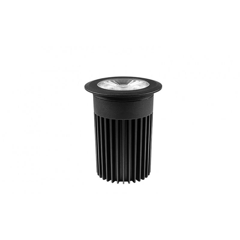 Embutido de Solo Focco LED 18W IP67 3000K 30° Bivolt STH8709/30 - Stella Design