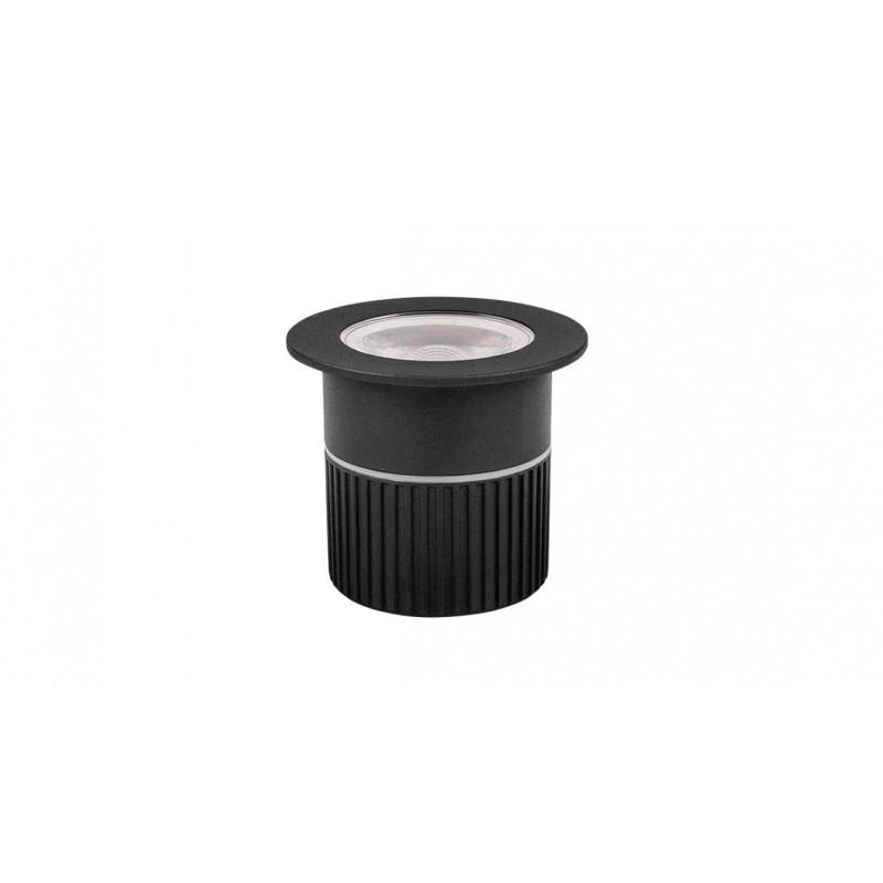 Embutido de Solo Focco LED 5W IP67 3000K 30° Bivolt STH7706/30 - Stella Design