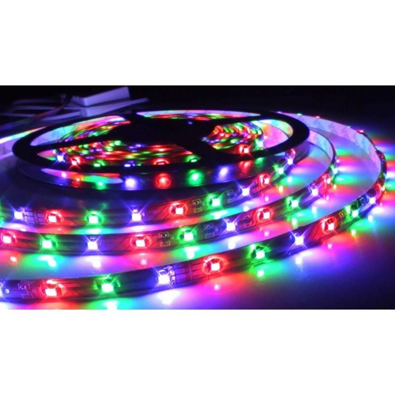 Fita de LED 12W/m RGB 24V IP20 5mts STH6830/RGBW - Stella Design