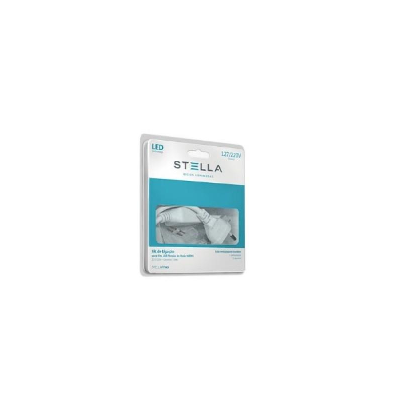 Kit de Alimentação Para Fita LED Single Line Bivolt STH7803 - Stella Design