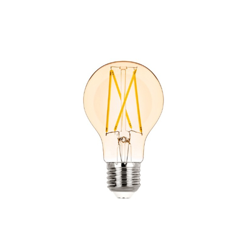 Lâmpada LED Bulbo Filamento 2W Âmbar E-27 Bivolt STH6335/24 - Stella Design