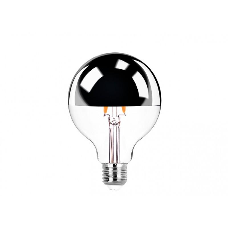 Lâmpada LED Defletora G95 Filamento 5W 2400K E-27 Bivolt STH8285/24 - Stella Design