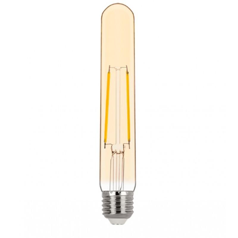 Lâmpada LED T30 Filamento 2W Âmbar E-27 Bivolt STH6339/24 Stella Design