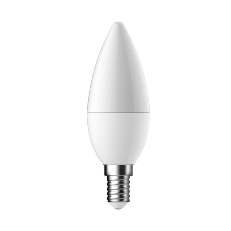 Lâmpada LED Vela Fosca 3W 2700K E-14 Bivolt STH6300/27 Stella Design