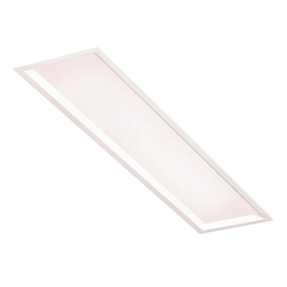 Luminária de Embutir Retangular Slim C68,8cm 2x G13 IN9007  Newline