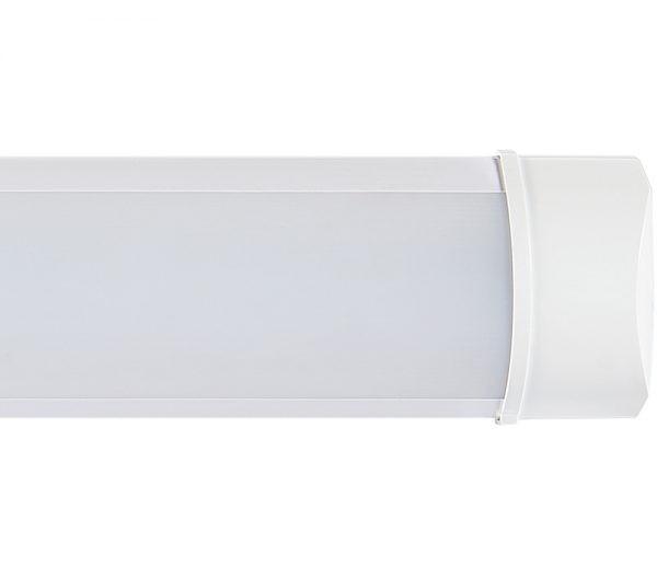 Luminária de Sobrepor Linear 60cm LED 18W 3000K Bivolt 437919 Brilia