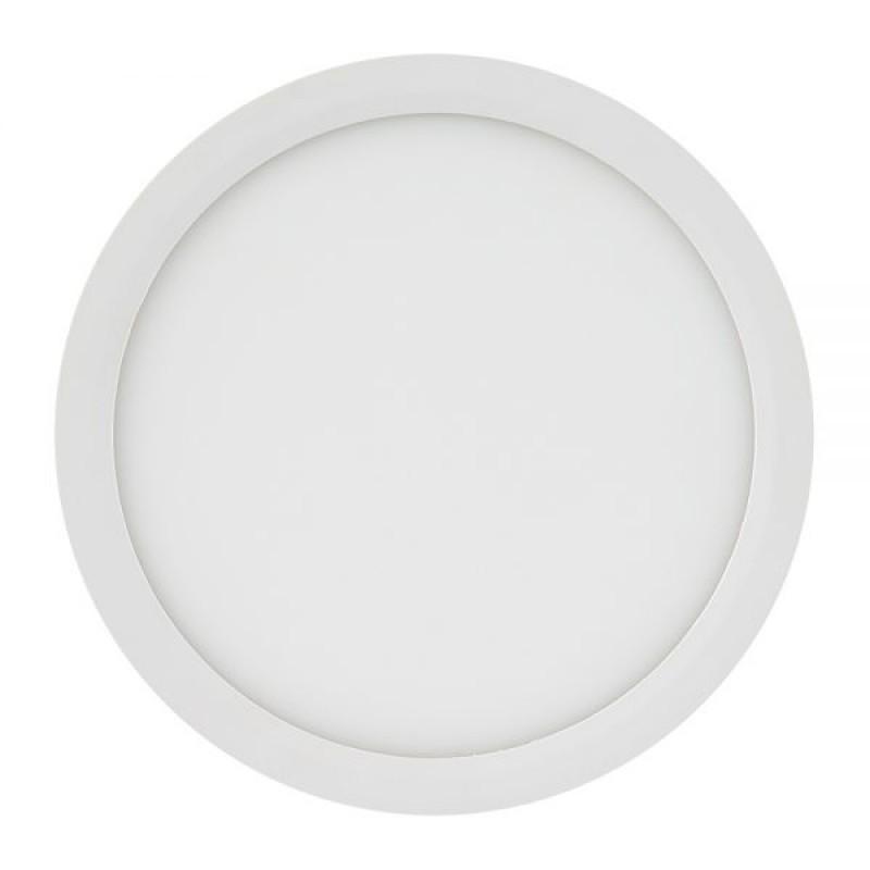 Painel de Embutir Redondo LED 18W 4000K Bivolt 300552 - Brilia