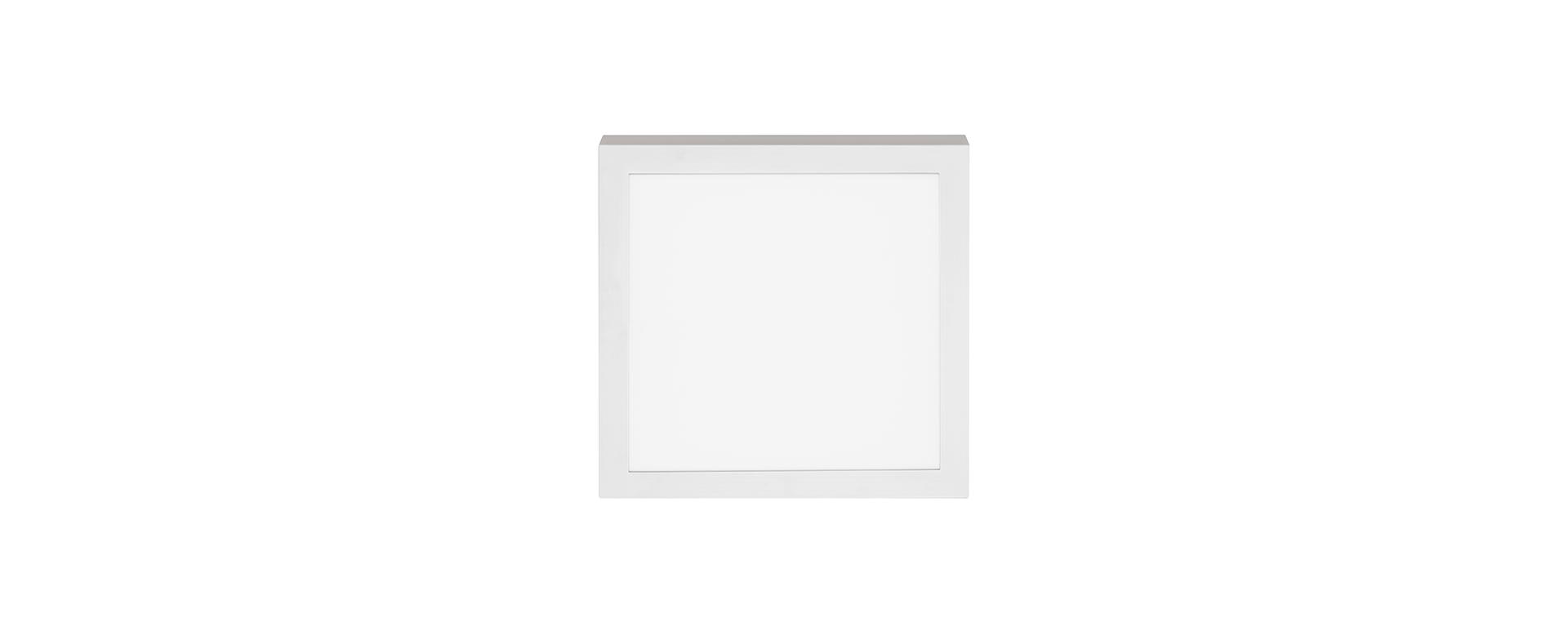Painel de Sobrepor Quadrado LED 12W 3000K Bivolt STH8962Q/30 - Stella Design