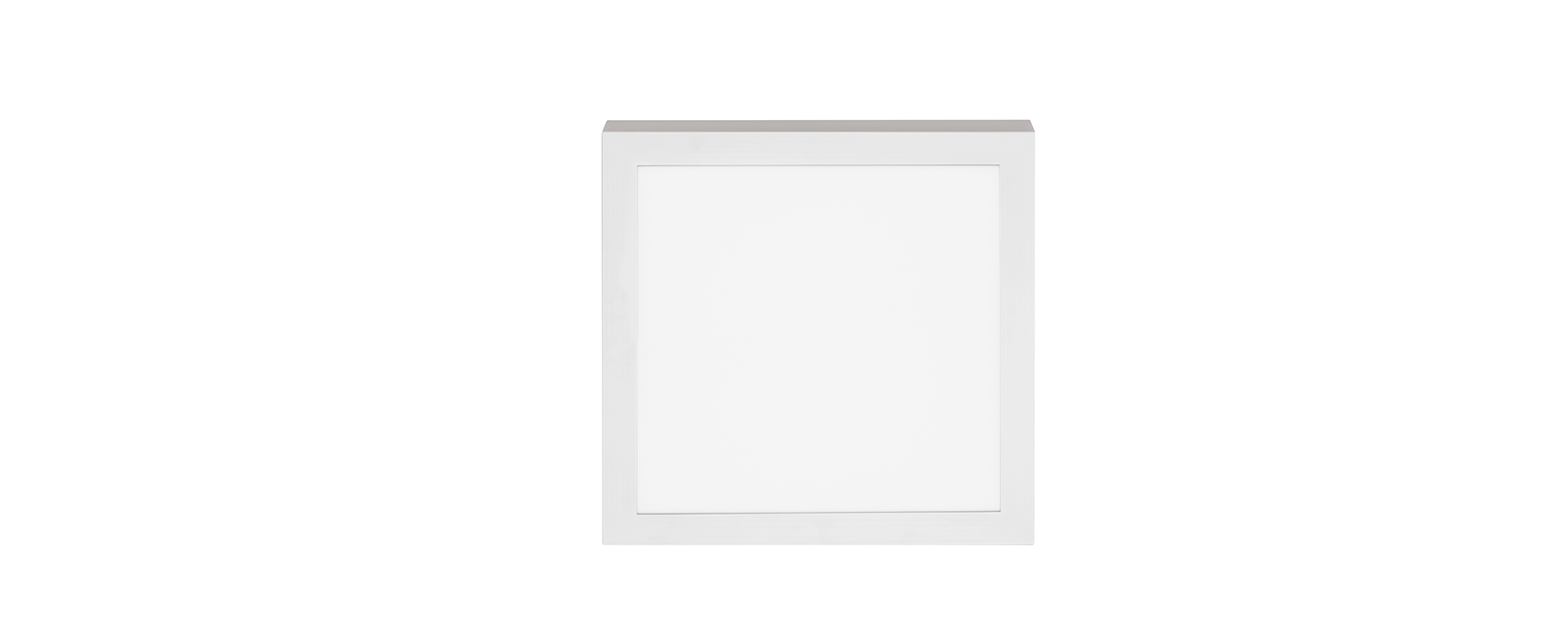 Painel de Sobrepor Quadrado LED 18W 6500K Bivolt STH8963Q/65 - Stella Design