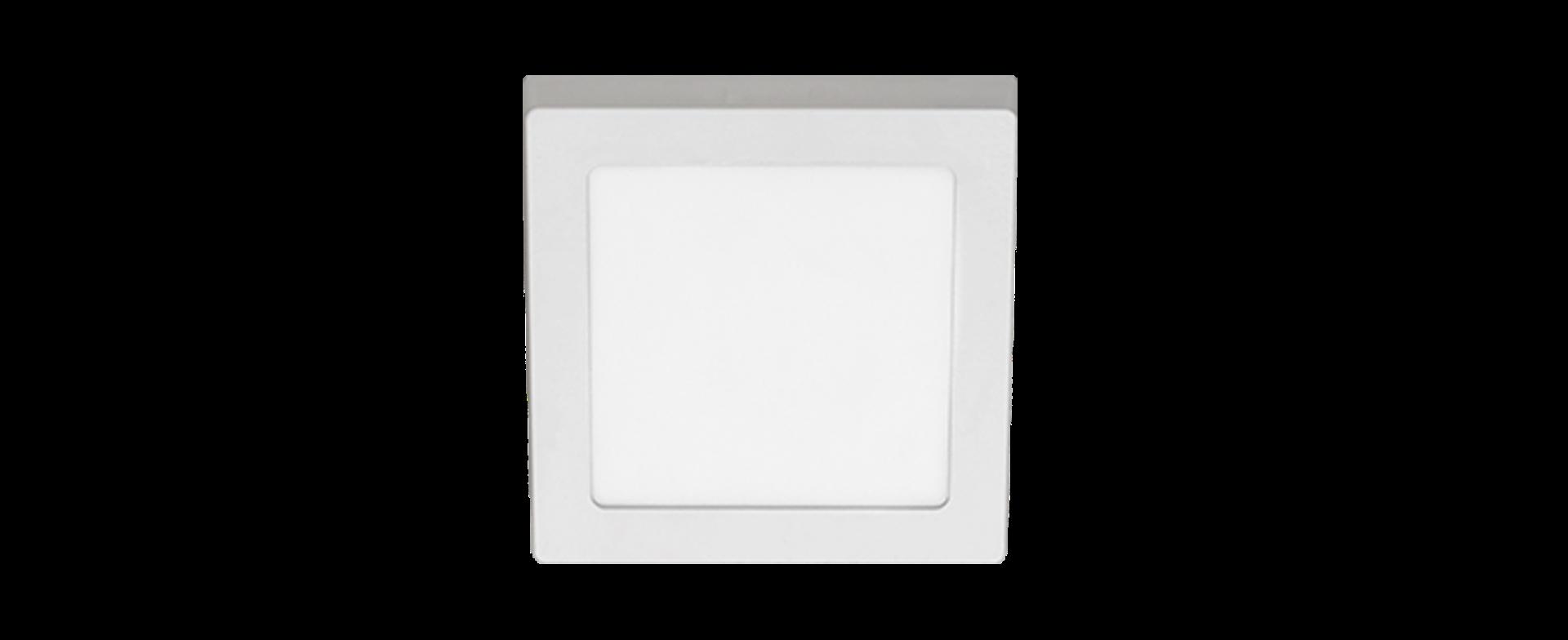 Painel de Sobrepor Quadrado LED 24W 3000K Bivolt STH8964Q/30 - Stella Design