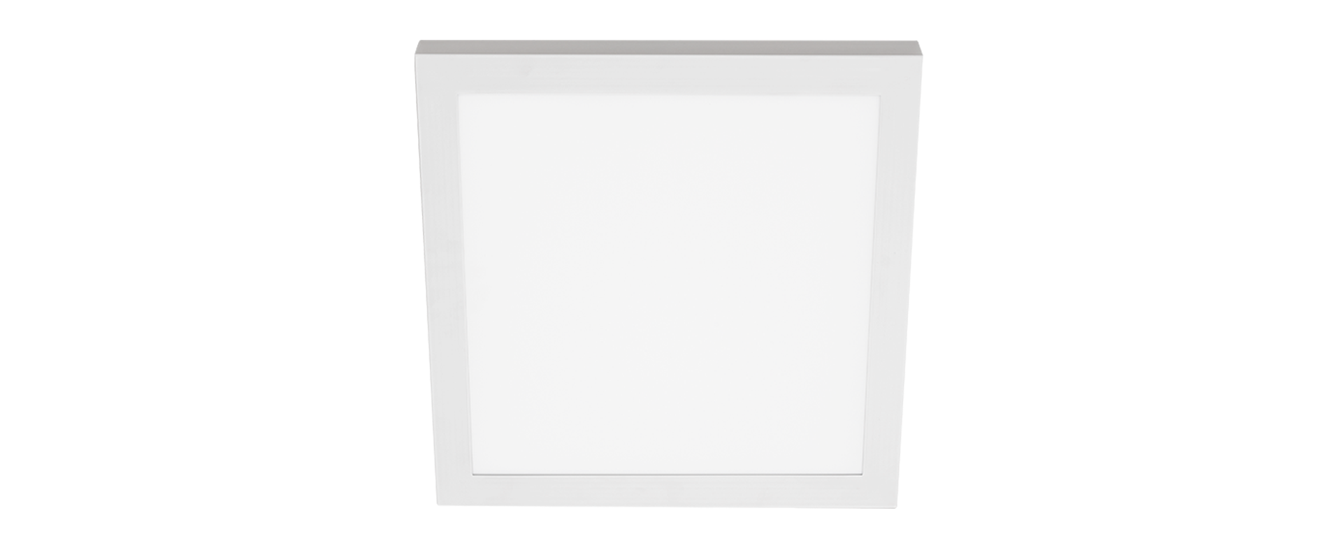 Painel de Sobrepor Quadrado Slim LED 30W 3000K Bivolt STH7967/30 - Stella Design