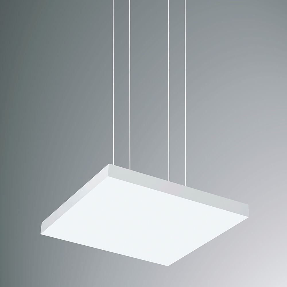 Pendente em Alumínio Tray C50cm LED 40W 4000K Bivolt 536LED4  Newline