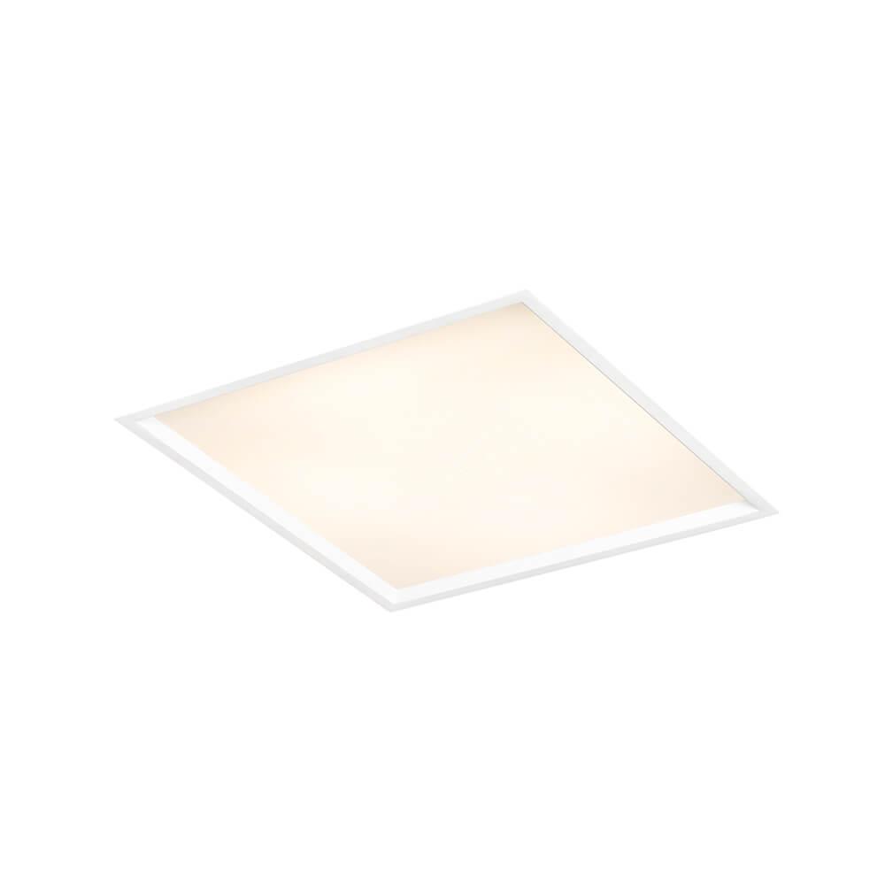 Plafon de Embutir Quadrado Slim C19cm 2x E-27 IN90002 Newline
