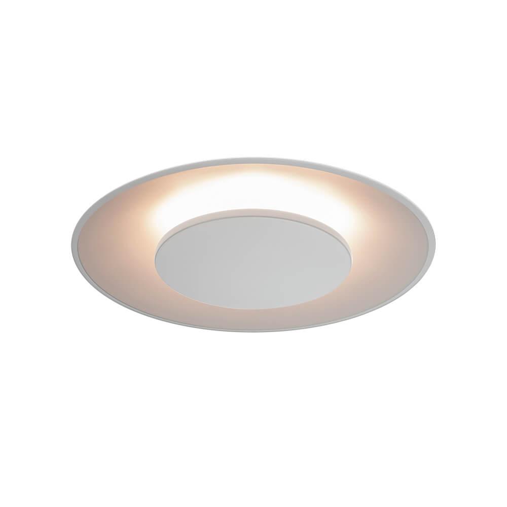 Plafon de Embutir Redondo Iris D28cm LED 18W 2700K 127V 440LED1  Newline