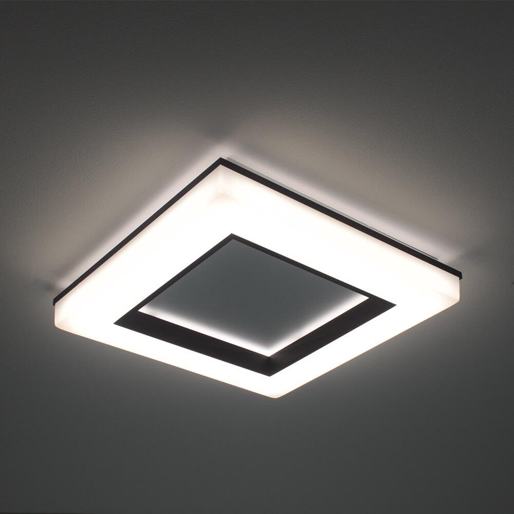 Plafon de Sobrepor em Alumínio Pixel C47cm LED 40W 3000K Bivolt 492LED3  Newline
