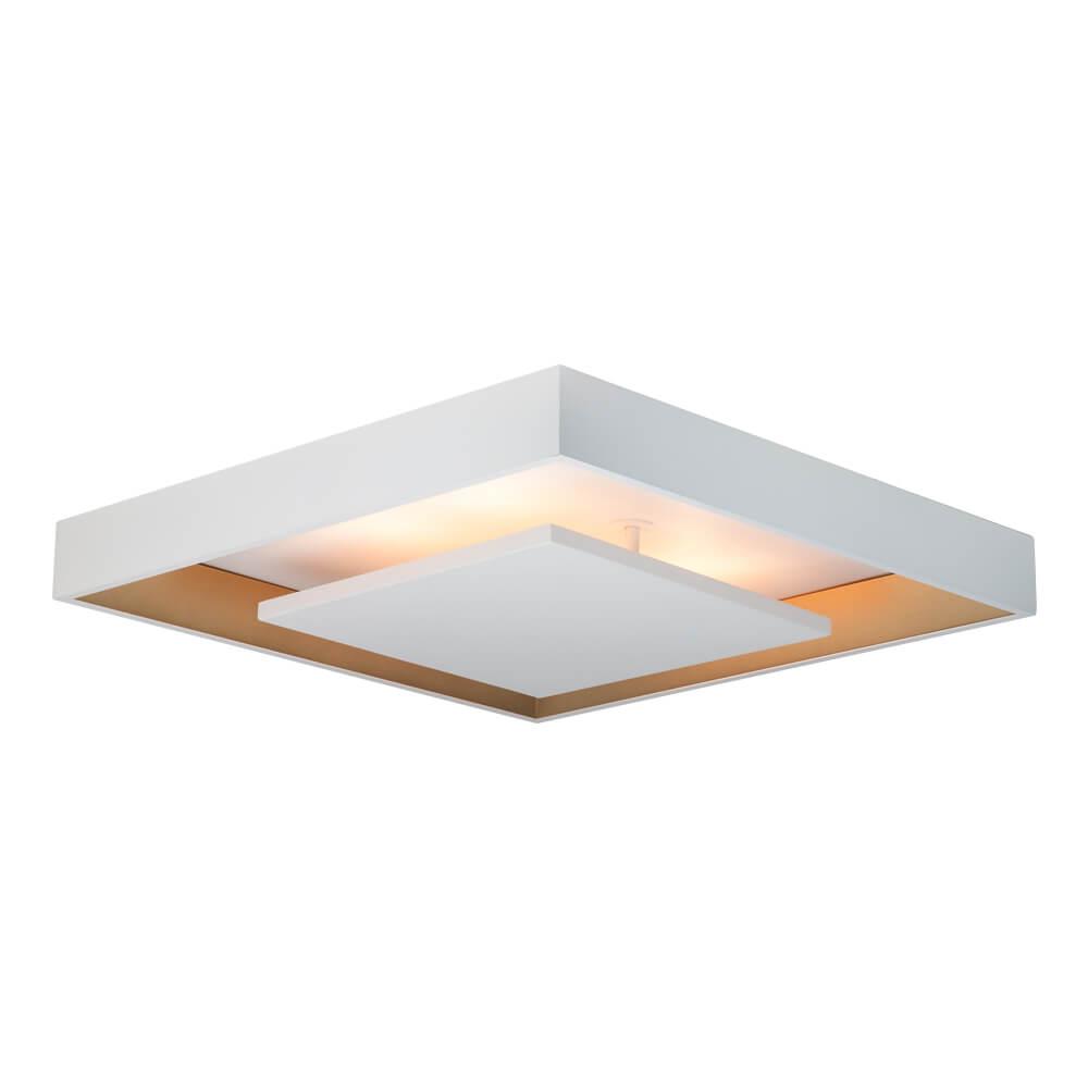 Plafon de Sobrepor Quadrado New Picture C47cm LED 20W 4000K Bivolt 546LED4  Newline
