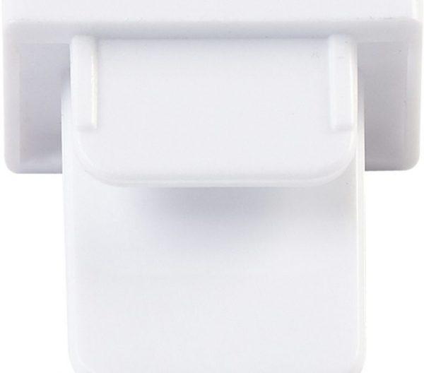 Ponteira Para Trilho de Sobrepor Branco 438848 Brilia