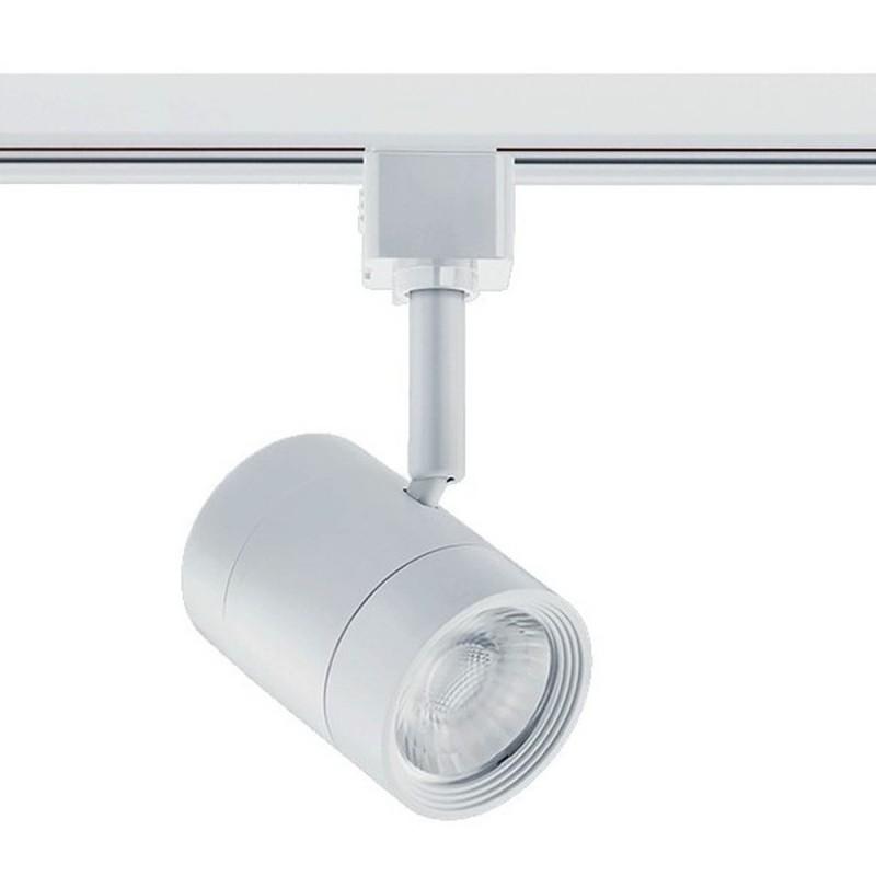 Spot Para Trilho C/ Plug LED 7W 3000K Bivolt SD1805BR/30 Stella Design