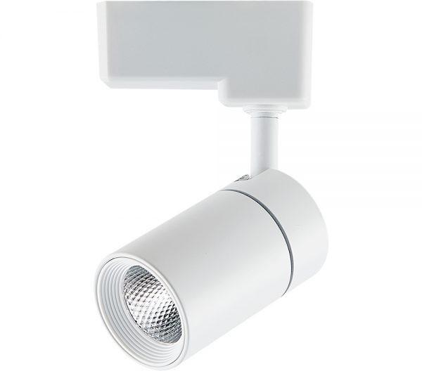 Spot para Trilho LED Branco 10W 2700K 24º IP20 Bivolt 438510 Brilia
