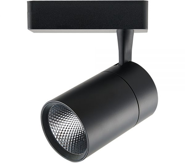 Spot para Trilho LED Preto 30W 2700K 24º IP20 Bivolt 438541 Brilia
