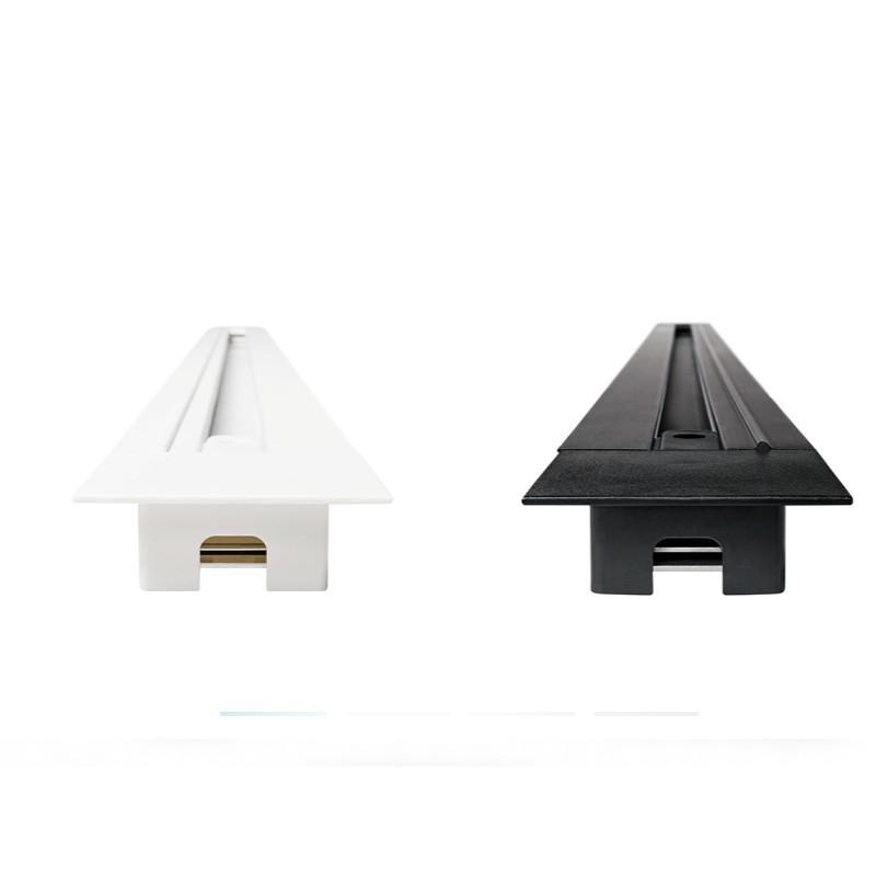 Trilho Eletrificado de Embutir 1,5 Metros Completo SD1915BR  Stella Design