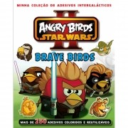 ANGRY BIRDS STARS WARS II BRAVE BIRDS