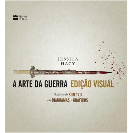 ARTE DA GUERRA, A - EDICAO VISUAL