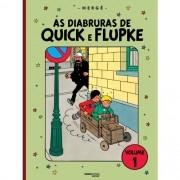 AS DIABRURAS DE QUICK E FLUPKE - VOLUME 1