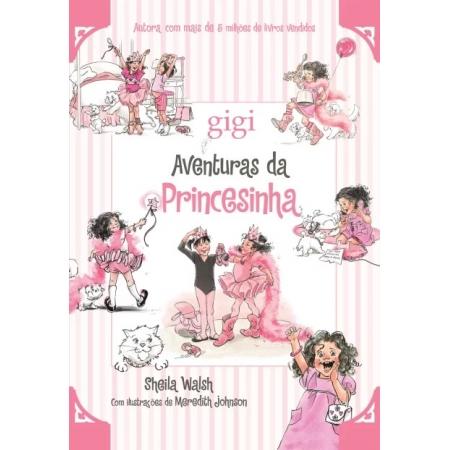 AVENTURAS DA PRINCESINHA - GIGI