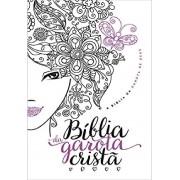 BÍBLIA DA GAROTA CRISTÃ, NTLH, GLITTER