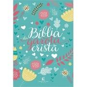 BÍBLIA DA GAROTA CRISTÃ, NTLH, TECIDO