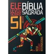 BÍBLIA NVI, CAPA DURA, CALVÁRIO