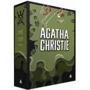 BOX 4 COLECAO AGATHA CHRISTIE