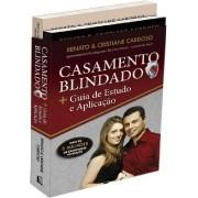 BOX CASAMENTO BLINDADO E CASAMENTO BLINDADO + GUIA DE ESTUDO E APLICAÇÃO