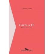 CARTA A D. - HISTORIA DE UM AMOR