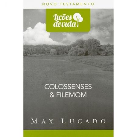 COLOSSENSES E FILEMON - SERIE: LICOES DE VIDA