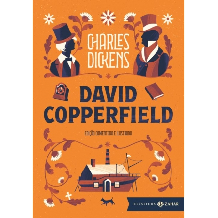 DAVID COPPERFIELD: EDICAO COMENTADA E ILUSTRADA