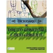 DICIONÁRIO DE DIREITO AMBIENTAL E MEIO AMBIENTE